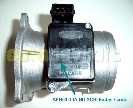 HITACHI gamybos oro srauto matuoklis